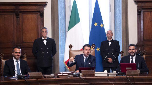 governo, ministri, Giuseppe Conte, Sicilia, Politica