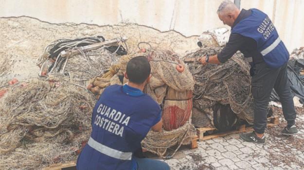 pesca, sequestri, Trapani, Cronaca