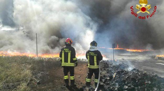 incendi, Maria Tirone, Sicilia, Cronaca