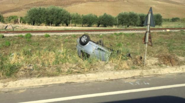 Incidenti, Alfonso Taglialavoro, Agrigento, Cronaca