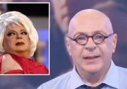 L'annuncio di Platinette: «Lascio la Rai, devo combattere la mia malattia» Mauro Coruzzi racconta le difficoltà che ha dovuto affrontare negli ultimi anni - Ansa
