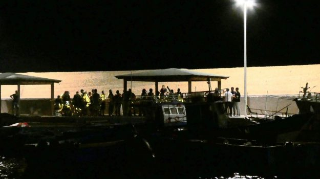Lampedusa, migranti, Totò Martello, Agrigento, Cronaca
