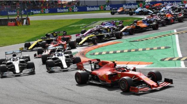 coronavirus, f1, McLaren, Sicilia, Sport