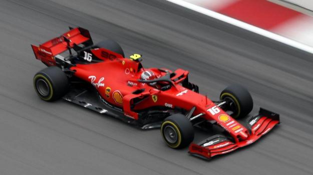 f1, Charles Leclerc, Sicilia, Sport
