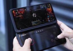 LG G8x ThinQ, lo smartphone con doppio schermo per i videogame  - Corriere Tv