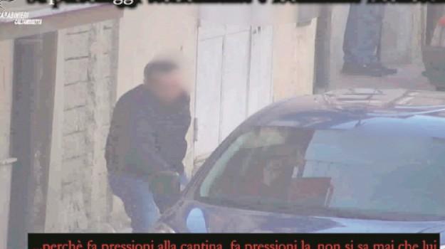 mafia, Carmelo Arlotta, Daniele Fantauzza, Gaetano Forcella, Giuseppe Cammarata, Massimo Amarù, Rosolino Li Vecchi, Caltanissetta, Cronaca