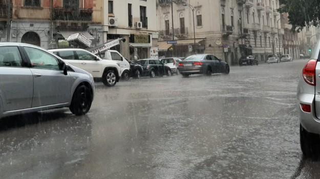 Maltempo, Palermo, Meteo