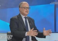 Manovra, Gualtieri: «C'è il conto del Papeete da pagare ma dobbiamo farlo in modo equilibrato» Le parole del ministro dell'economia Roberto Gualtieri a «Mezz'ora in più» su Rai 3 - Ansa