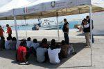 Migranti, a Pozzallo un equipaggio di terra per Mediterranea Saving Humans