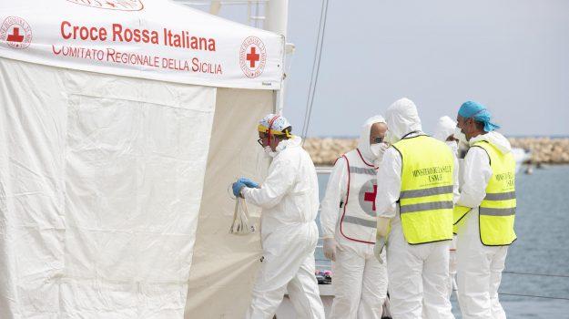 coronavirus, migranti, pozzallo, Ragusa, Cronaca