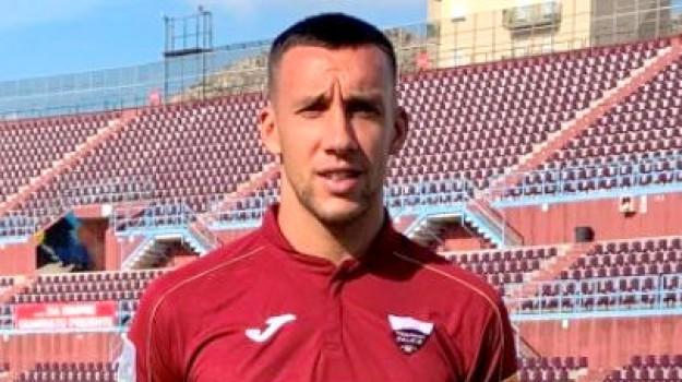 Calcio, Marco Moscati, Trapani, Calcio