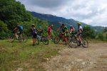 Da Palermo a Messina in mountain bike, raggiunto il traguardo