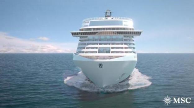Msc Grandiosa: la super nave da crociera. Il tour virtuale ...