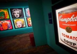 Napoli, Andy Warhol in mostra alla Basilica della Pietrasanta Oltre 200 le opere del genio della pop art esposte fino al 23 febbraio - Ansa