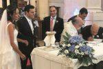 Siracusa, il testimone di nozze è nonno Sebastiano: ha 105 anni
