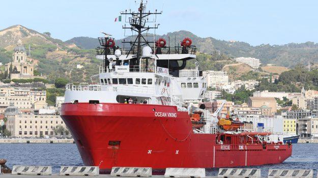Lampedusa, migranti, Ocean Viking, Agrigento, Siracusa, Cronaca