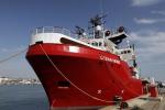 Migranti, arrivata a Pozzallo la Ocean Viking con 39 a bordo: 19 sono minori