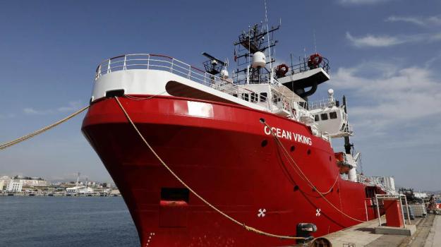 migranti, Ocean Viking, Sicilia, Cronaca
