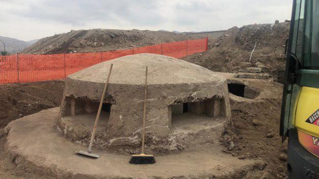 scavi, Agrigento, Cronaca