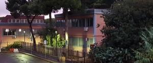 Uno dei parcheggi dell'Università di Catania