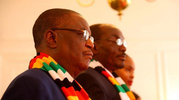 Lutto, Robert Mugabe, Sicilia, Mondo