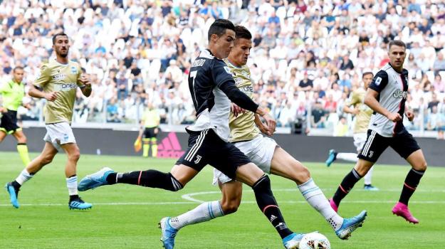 SERIE A, Cristiano Ronaldo, Sicilia, Calcio