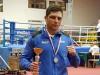 Mondiali di boxe, il siciliano Cavallaro eliminato nei quarti di finale