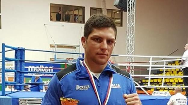 boxe, Salvatore Cavallaro, Sicilia, Sport