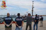 Migranti, fermato a Pozzallo un presunto scafista della Eleonore
