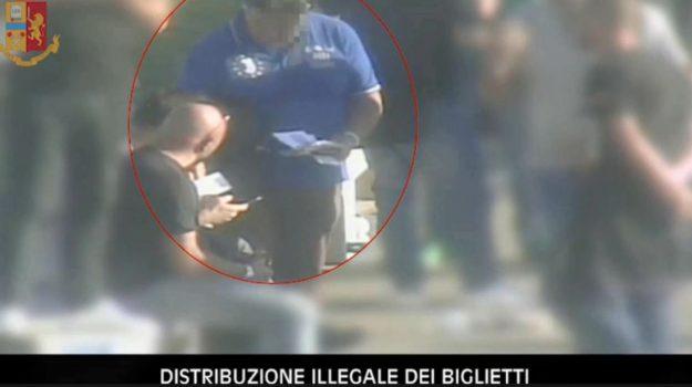 Calcio, estorsioni, Juventus, Sicilia, Cronaca