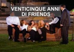 Venticinque anni di Friends Tanti gli eventi per festeggiare il quarto di secolo della sitcom da record - Ansa