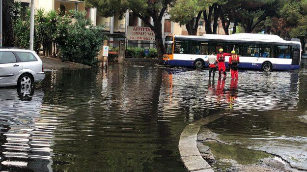 allagamenti, Maltempo, pioggia, Palermo, Cronaca
