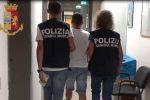Il 26enne di Vittoria fermato dalla polizia per violenza sessuale a Ragusa