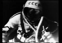 18 marzo 1965: ecco la prima passeggiata dell'uomo  nello spazio  - Corriere Tv