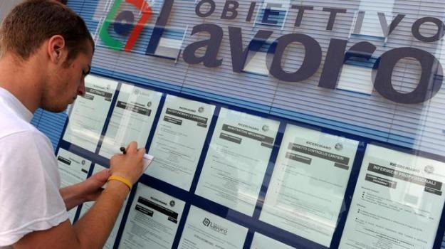 disoccupazione, LAVORO, Sicilia, Economia