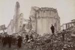 Il terremoto di Messina del 1908 (fonte: W. Von Gloeden)