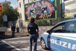 La polizia oscura i manifesti di Agata Arena