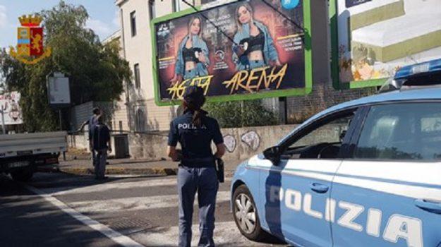 neomelodici, reddito di cittadinanza, Agatina Arena, Catania, Cronaca