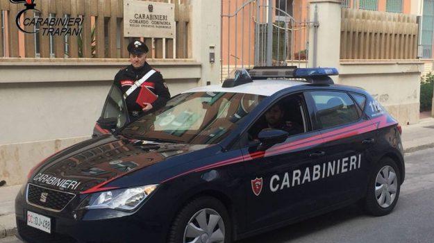 carabinieri, rapina, Trapani, Cronaca