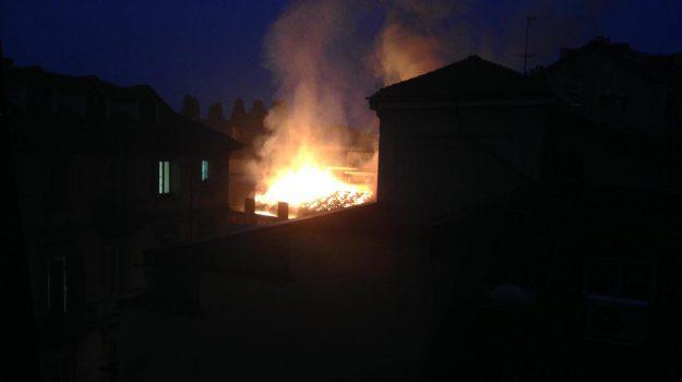 incendi, Torino, Sicilia, Cronaca