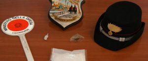 Caltagirone, fermato ad un posto di controllo con la cocaina: arrestato