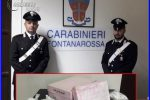Blitz antidroga a Catania: sequestrati 1,5 chili di cocaina, conviventi in manette