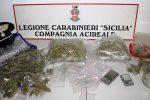 A 15 anni spaccia droga in una scuola di Acireale: una denuncia e un arresto
