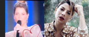 Emma Marrone e il saluto della Amoroso dal concerto di Radio Italia, lei risponde con un cuore