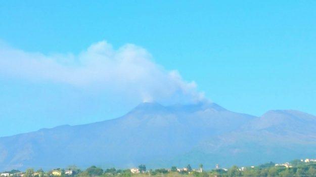 etna, sisma, vulcano, Marco Neri, Catania, Cronaca