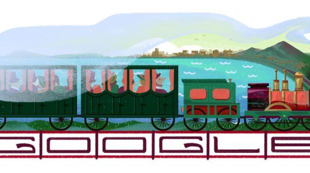 doodle, ferrovie, google, Sicilia, Società