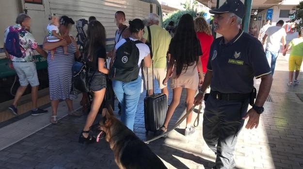 droga, guardia di finanza, Palermo, Cronaca