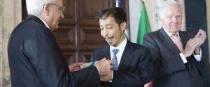 Tumori, Il palermitano Tripodo premiato da Mattarella per i risultati della ricerca