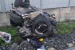 Incidente a Belpasso, auto spezzata in due e scene raccapriccianti