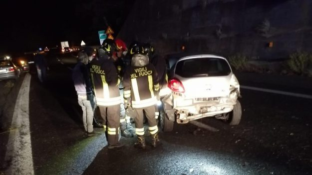 a20, incidente, Messina, Cronaca